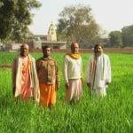 SND i profesori Điva instituta na Điva farmi u Vrindavanu